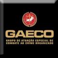 GAECO Grupo de Atuação Especial de Combate ao Crime Organizado