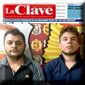 Adrián Leiva Vázquez e Diego Armando Zaracho Espínola