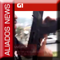 Rajada de metralhadora no morro do urubu no Rio de janeiro.jpg