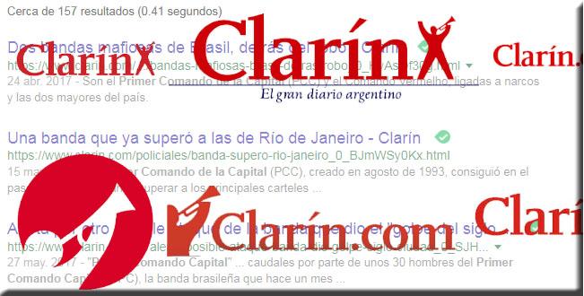 Argentina - PCC 1533 el clarin diario