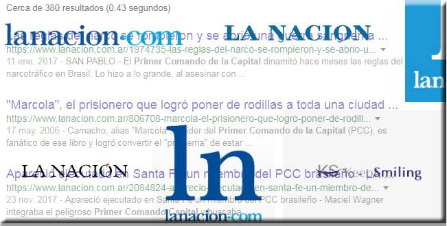 Argentina - PCC 1533 la nacion diario