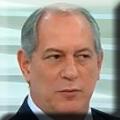 Ciro Gomes candidato à presidencia da república