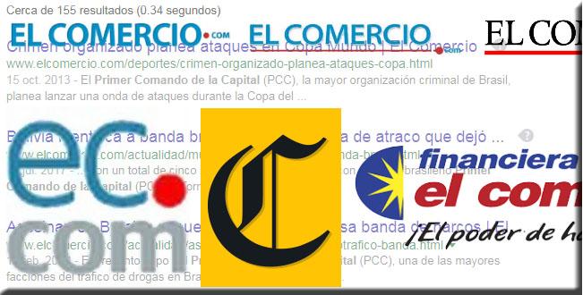 Equador - PCC 1533 el comercio