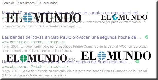 Espanha - PCC 1533 el mundo