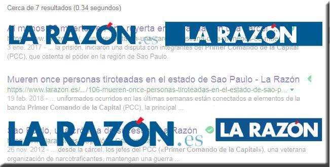 Espanha - PCC 1533 la razón