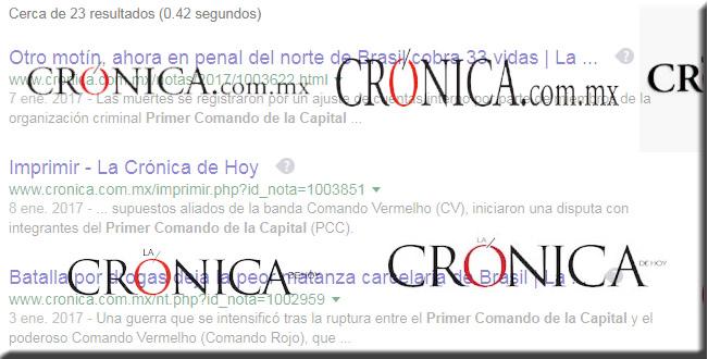 Mexico - PCC 1533 cronica
