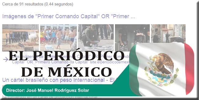 Mexico - PCC 1533 el periódico