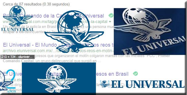 Mexico - PCC 1533 el universal