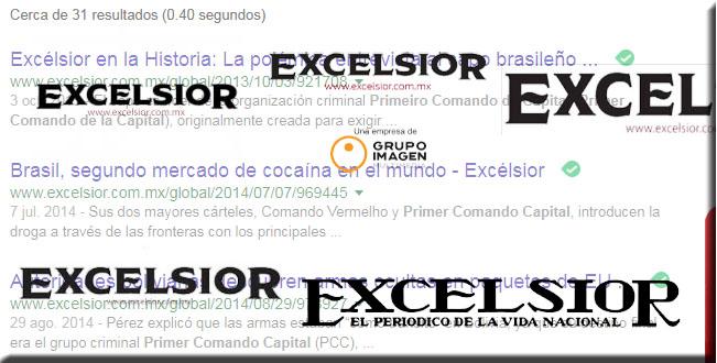 Mexico - PCC 1533 excelsior