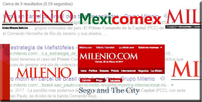 Mexico - PCC 1533 milenio