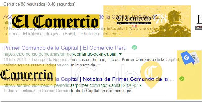 Peru - PCC 1533 el comercio