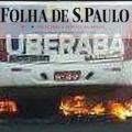 Ataque à ônibus em Minas Gerais