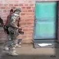 Operação Echelon policia pé na porta