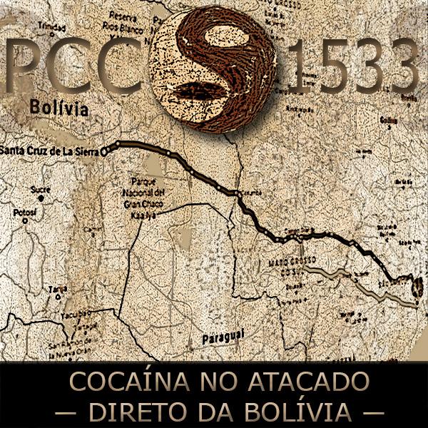 Cocaína barata da Bolívia é com o irmão doPCC