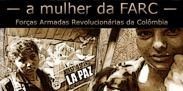 a mulher do tráfico da farc na fronteira no brasil
