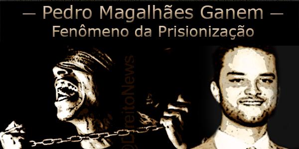 Fenômeno da Prisionização Pedro Magalhães Ganem