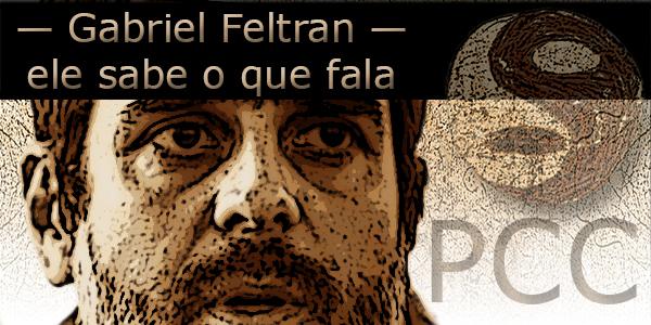 Gabriel Feltran entende tudo sobre PCC