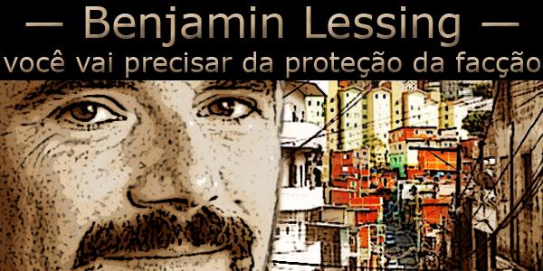 Benjamin Lessing pretos pobres PCC 1533
