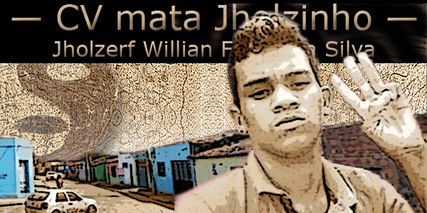 Jholzerf Willian Farias da Silva PCC do Pará