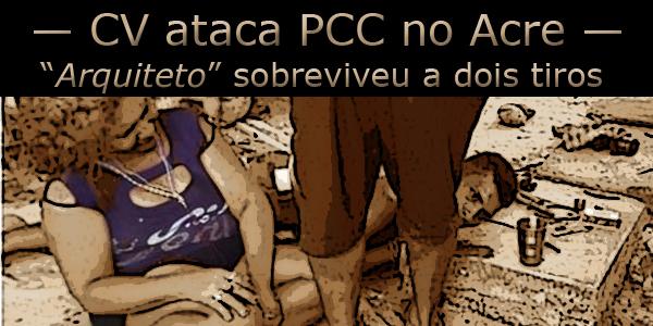 PCC atacado no bairro alvorada em Rio Branco no Acre