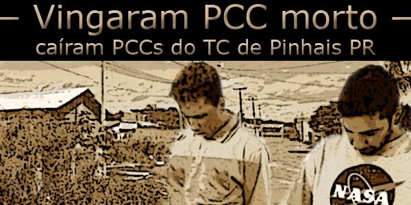 PCC do Tribunal do Crime de Pinhais