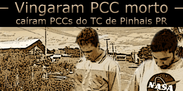PCC do Tribunal do Crime de Pinhais