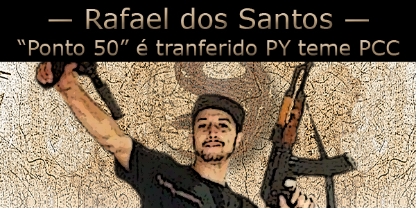 Rafael dos santos ponto 50 transferido
