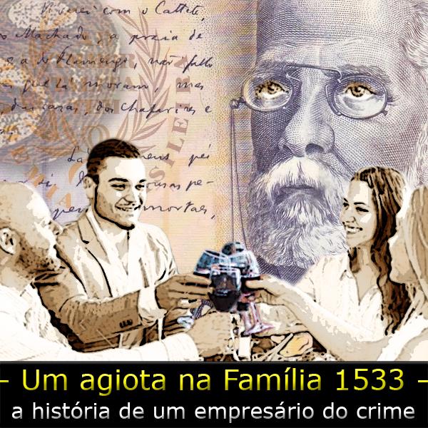 Um agiota na Família PCC 1533