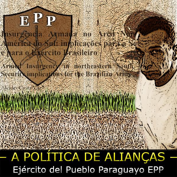 A facção PCC 1533 e o Exército do Povo ParaguaioEPP