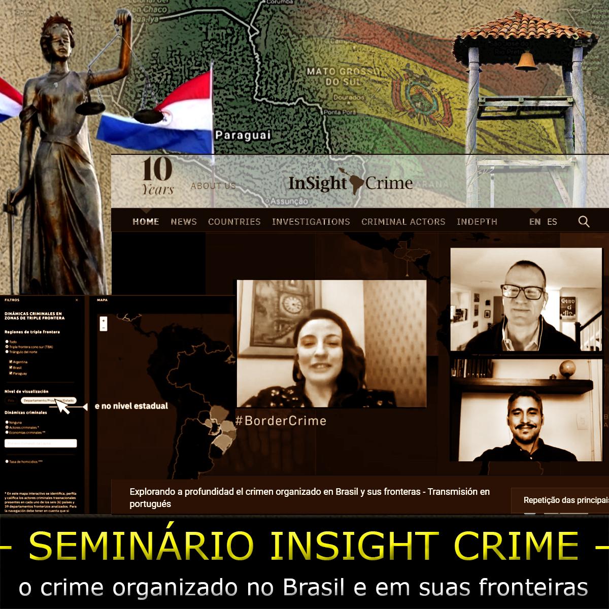 O PCC e a dinâmica do crime internacional