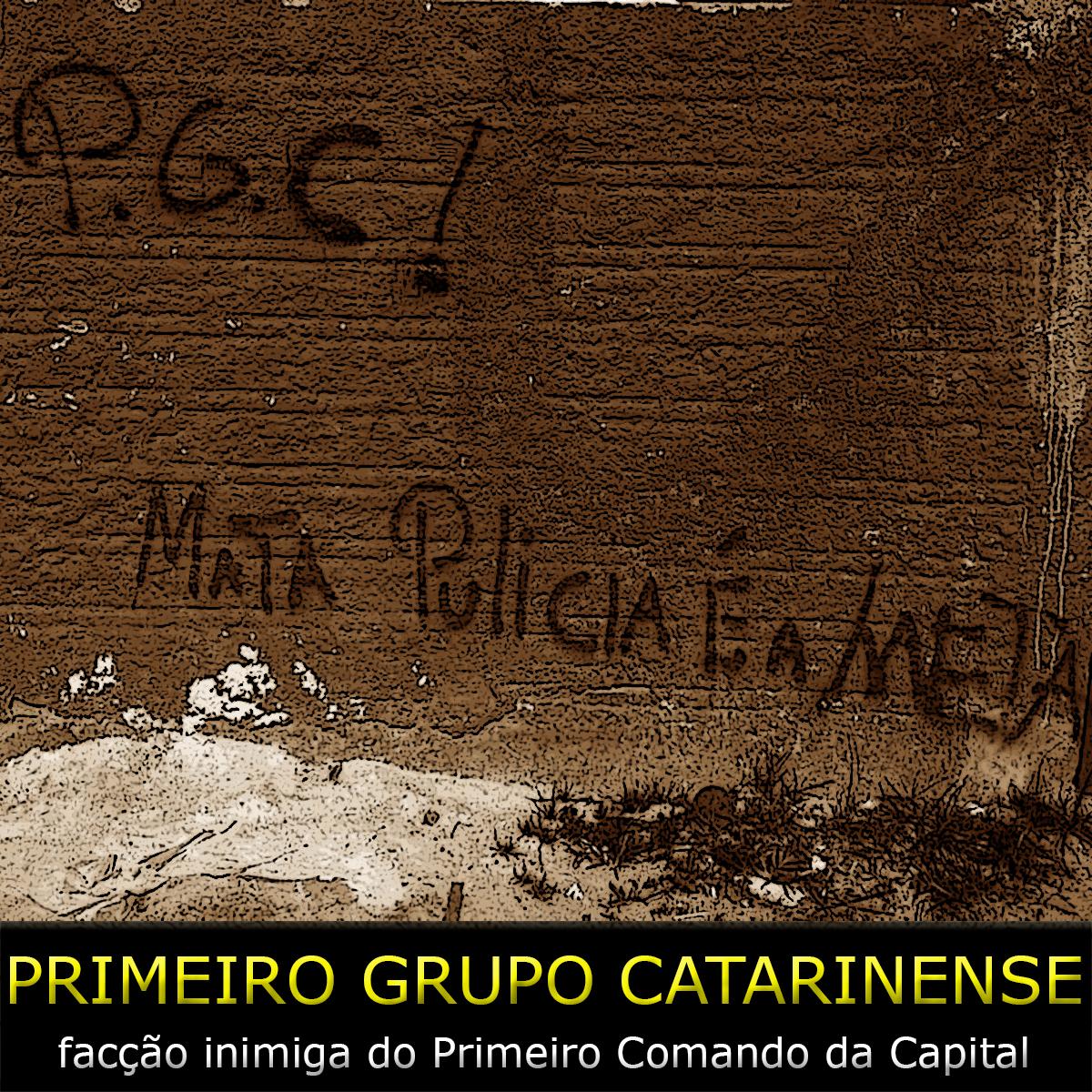 O Primeiro Grupo Catarinense (PGC)