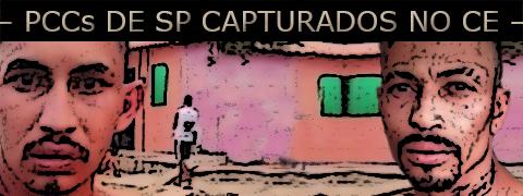 Fugitivos de Franco da Rocha em São Paulo são presos no agreste do Ceará